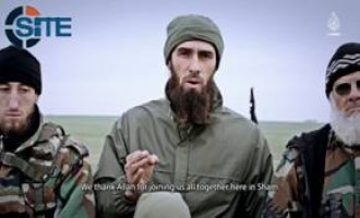 Fighters from Balkans Call on Muslims to Join IS, Attack at Home in IS Video