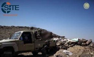 AQAP Video Shows Clashes with Houthi Fighters in Zahir Mountains, Interrogation of Houthi Sniper