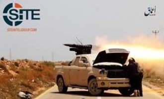 IS' Amaq Reports 450 Libyan Soldiers Killed in Battles Over Past Month Around Sirte