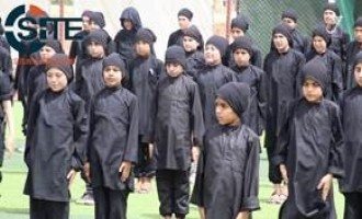 "IS' Aleppo Province Celebrates Two Years of ""Caliphate,"" Promotes Future Generation of Fighters"