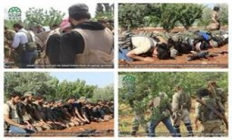 Syrian Rebel Factions Claim Capturing Villages from IS in Northern Countryside of Aleppo