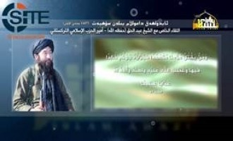 "TIP Leader Rejects IS' ""Caliphate,"" Explains Downfall of IMU in Audio Interview"