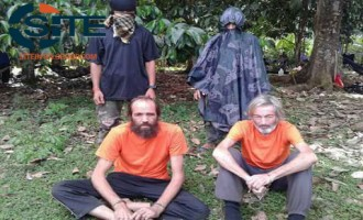Abu Sayyaf Group Threatens to Torture Canadian, Norwegian Hostages in Lead Up to Ransom Deadline