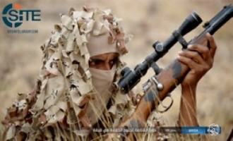 IS Publishes Photo Report of Sniper Training Camp in Qifa, Yemen