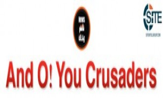 "Pro-IS Nashir News Agency Issues Warning to Muslims in West, Threatens ""Crusaders"""