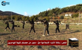 Jihadist Group Interviews al-Muhajireen Brigade in Syria Representative