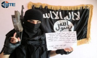 ISI Fighters Give Words of Support to Female Protesters in Buraidah