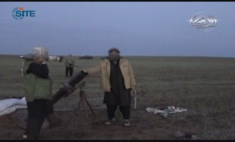 GIMF Releases First Video by ISI's al-I'tisaam, Shows Mortar Strikes