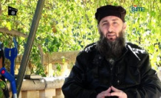 "Chechen ISIL Commander Speaks on ""Conspiracy"" Against Group"