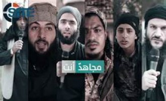 IS Fighters in Aleppo Promote Media Jihad, Regard Online Supporters as Fighters