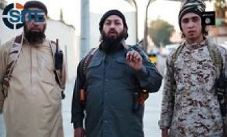 IS Fighters in Ninawa Thank Online Supporters in Video
