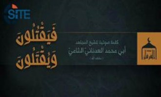 IS Spokesman Threatens Enemy to Convert or Be Subjugated, Accepts Boko Haram's Pledge of Allegiance