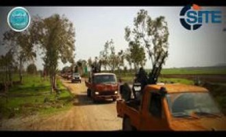 Nusra Front Video Shows Reinforcements from Deraa to Fight Enemy Campaign
