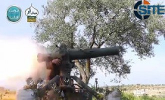 Nusra Front Publishes Video of Group Using Alleged US TOW Missile