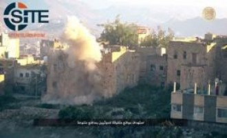 AQAP Video Shows Joint Attack on Houthis in Taiz, Yemen
