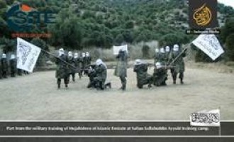 "Afghan Taliban Media Unit Publishes Photos of ""Sultan Salahuddin Ayyubi Training Camp"""