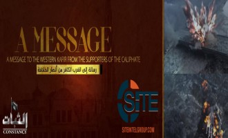 Pro-IS Media Group Threatens Belgium, Germany, and UK in Video