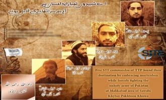 TTP Claims Credit for Killing Army Captain in Swabi