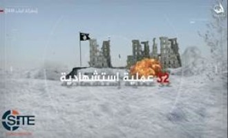 "Pro-IS Yaqeen Media Releases ""3D Infographic"" on Results of al-Bab Battle"