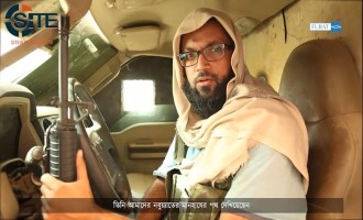 Bengali Suicide Bomber Calls Countrymen to Immigrate for Jihad or Carry Out Domestic Attacks in Posthumous Video