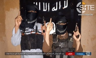 IS' Khorasan Province Claims 2-Man Suicide Attack on Shi'ite Mosque in Heart