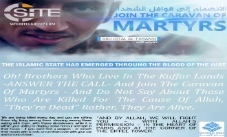 Pro-IS Group Warns Americans While Another Incites for Lone-Wolf Attacks in West with Posters
