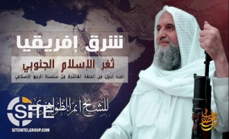 AQ Leader Zawahiri Gives Historical Lecture on Muslims' Loss, European Conquests in East Africa