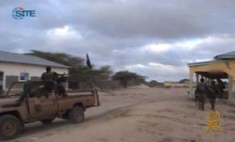 Shabaab Video Shows Clash with Somali Soldiers in Dobley