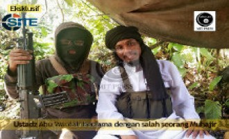 Jihadist Leader in Indonesia Thanks Supporters, Preachers