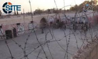 IS-Linked 'Amaq News Agency Video Gives Tour of Tadmur Prison