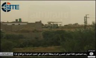 Pro-IS Group in Gaza Claims Rocket Attack on Egyptian Army Barracks in el-Ahrash
