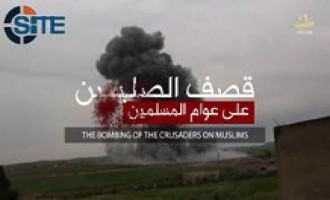 IS Video Documents Massacre in Alleged Coalition Airstrike in Aleppo