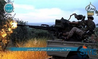 Nusra Front Publishes Photos of Battle in Musibin, Idlib