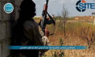 Nusra Front Publishes Photos of Military Activities in Idlib