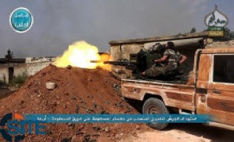 Nusra Front Publishes Photos Showing Jaish al-Fath Progress in Idlib Battle