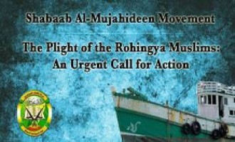 Shabaab Calls Muslims in Southeast Asia to Act in Support of Rohingya Muslims
