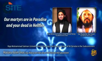 AQIS Leader Gives Eulogy for Slain Officials Ahmed Farouq and Qari Imran