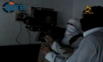 "TTP Video Shows Fighters Holding ""Sam-7 B"" Allegedly Used in Hitting Helicopter in Gilgit"