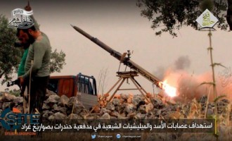 Faylaq al-Sham Targets Syrian Regime and Shi'ite Militia Forces in the Northern Countryside of Aleppo