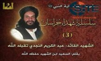 Jihadi Media Group al-Fursan Gives Biography of Slain Saudi Associate of Former al-Qaeda Official