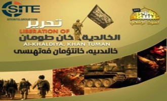 TIP Releases Video on al-Khalidiyah and Khan Touman Takeovers in Aleppo