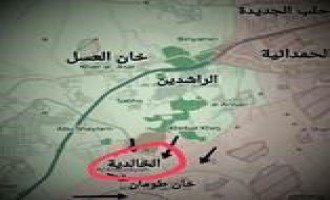TIP Division in Syria Reports Participating with NF, Jund al-Aqsa in Liberating Khan Touman