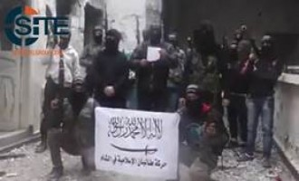 TTP's Umar Media Distributes Video of Fighters in Syrian Division