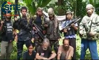 Abu Sayyaf Group Releases Video of Three Remaining Hostages, Threatens to Behead if Demands not Met