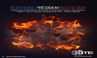 French Edition of IS' Rumiyah 9 Calls for Attacks on Politicians, Voters, and Staffers ahead of May 7 Election