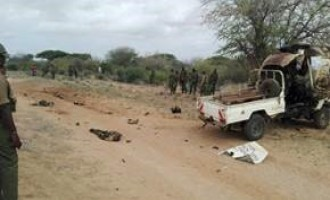 Shabaab Claims Killing 5 Kenyan Police Officers in IED Blast in Garissa