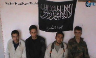 Al-Nusra Front Releases Soldiers Captured from Downed Helicopter