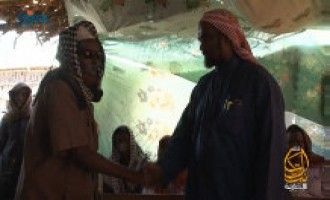 Shabaab Releases Video of Gaaljecel Tribe's Pledge to Group