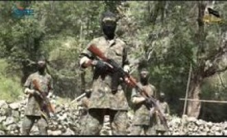 IMU Video Shows Fighter Training in Pakistan's Tribal Areas