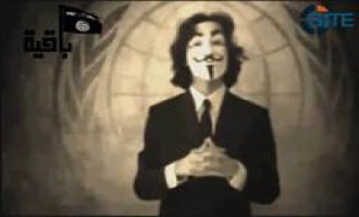 """Arab Anonymous"" Offers Support to IS, Threatens to Hack American Corporate and Government Websites"